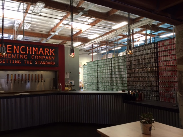 Benchmark Brewing Cans
