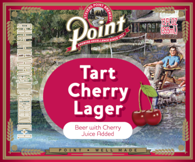 Stevens Point Tart Cherry Lager