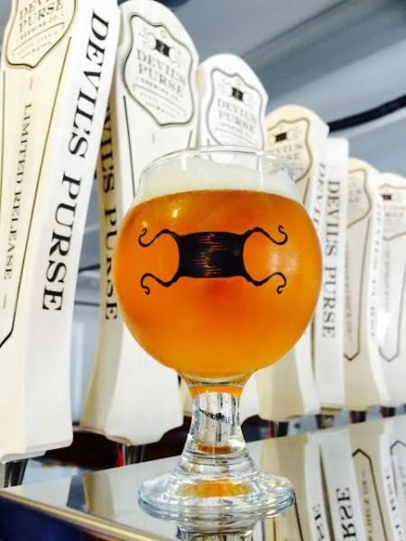 Devil's Purse Brewing - Sevenstones Double IPA