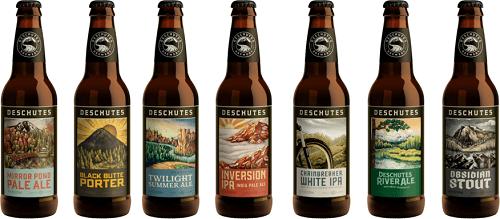 Deschutes Packaging 2015