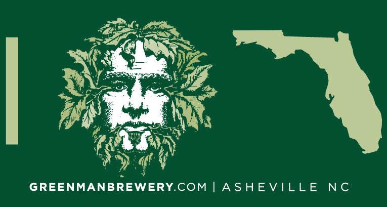 Green Man Florida