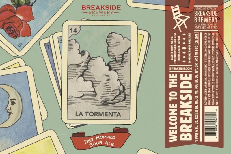 Breakside Brewery - La Tormenta Dry Hopped Sour Ale