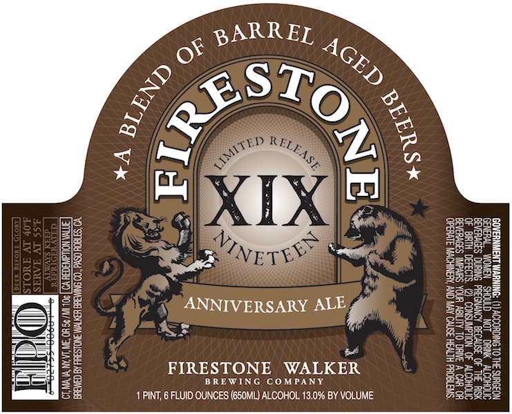 Firestone Walker XIX