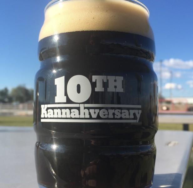 Kannah Creek Brewing - 10th Kannahversary