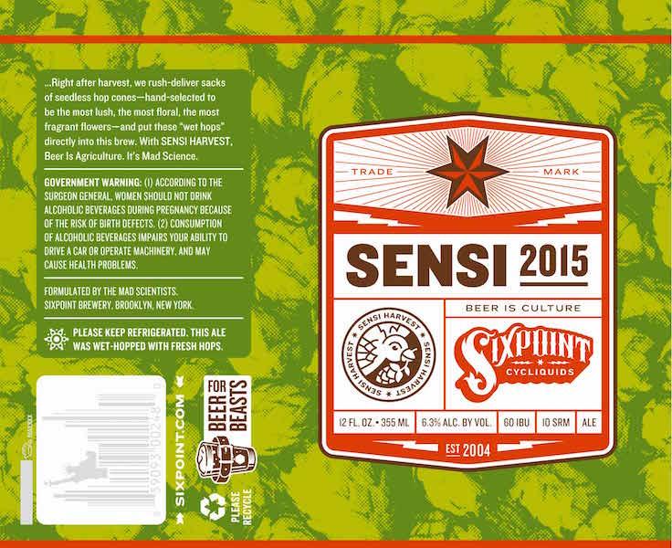 Sixpoint SENSI 2015