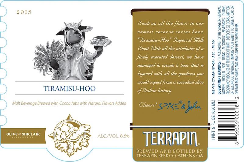Terrapin Tiramisu-hoo