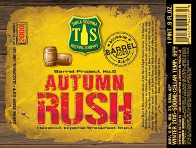 Tioga Sequoia Brewing - Autumn Rush