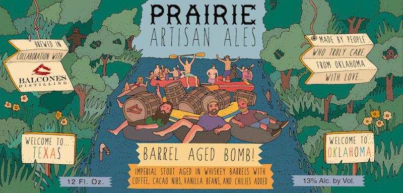 Prairie Barrel Aged BOMB