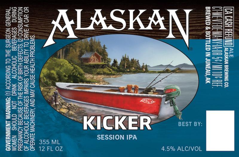 Alaskan Kicker Session IPA