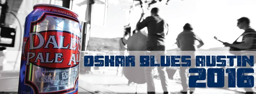 Oskar Blues Austin 2016