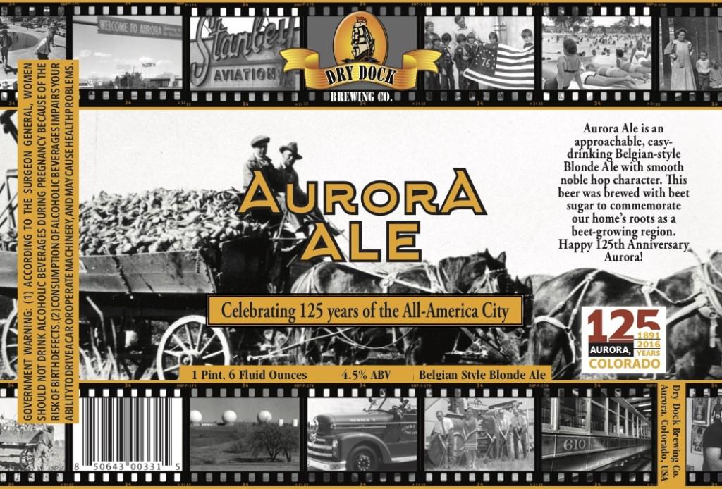 Dry Dock Aurora Ale