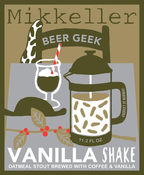 Mikkeller Vanilla Shake