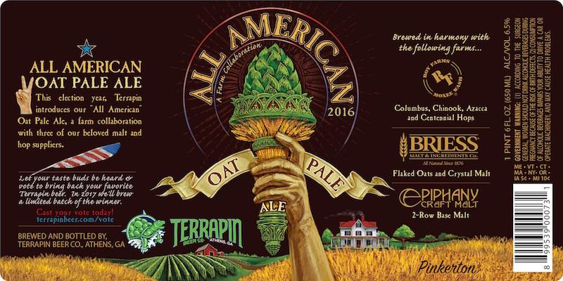 Terrapin All American Oat Pale Ale