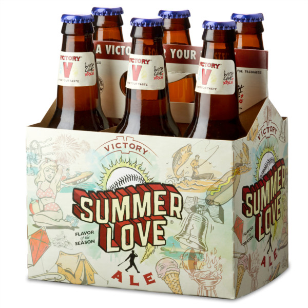 Victory Brewing - Summer Love (6 Pack)