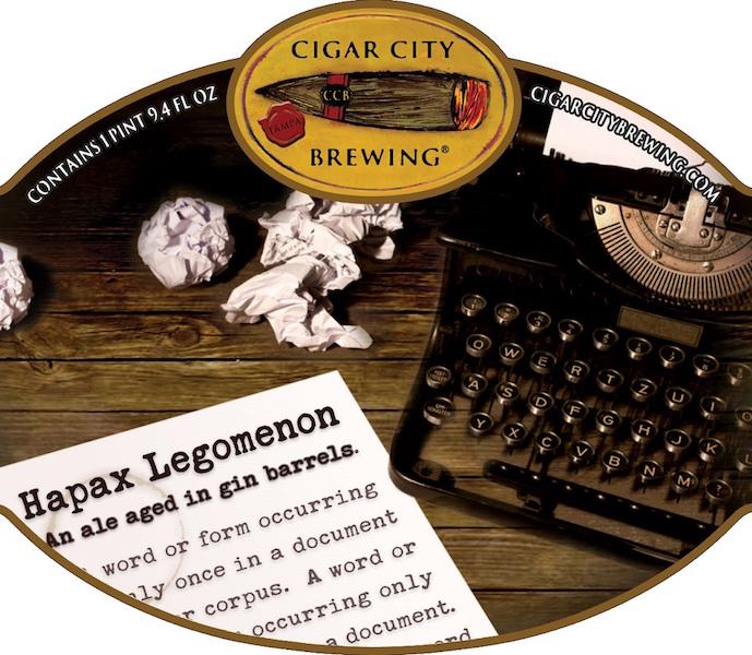 Cigar City Hapax Legomenon