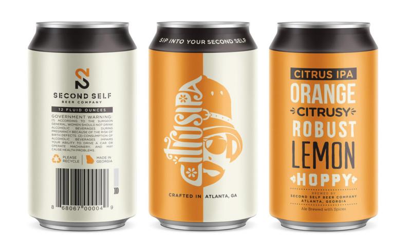 Second Self Beer Co. - Citrus IPA