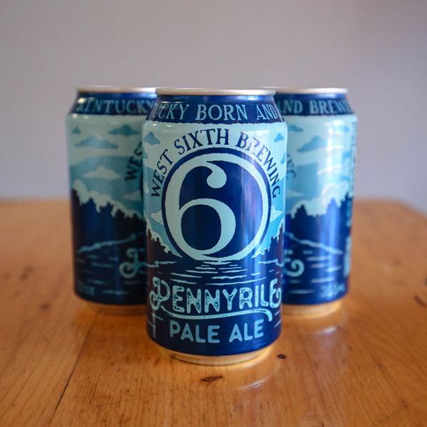 West Sixth Pennyrile Pale Ale