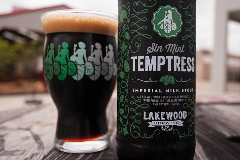 Lakewood Brewing Sin Mint Temptress