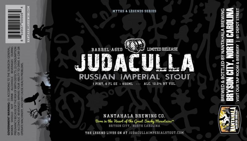 Nantahala Brewing - Judaculla Russian Imperial Stout