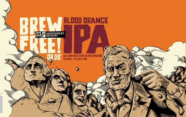Image result for brew free or die ipa