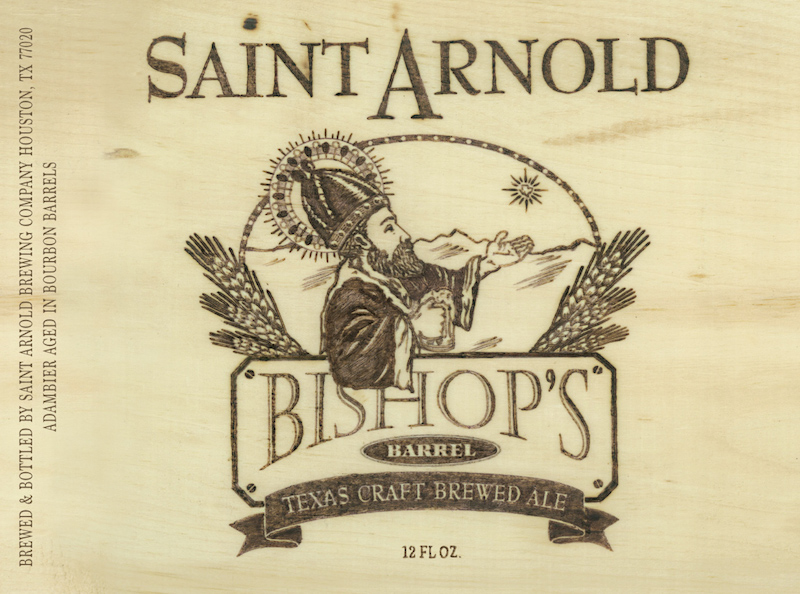 Saint Arnold Bishop's Barrel No. 17