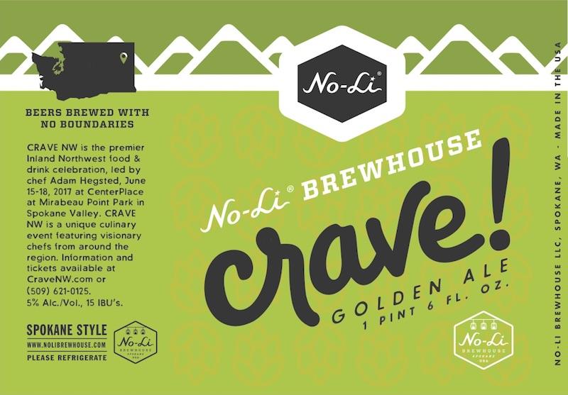 No-Live Crave Golden Ale