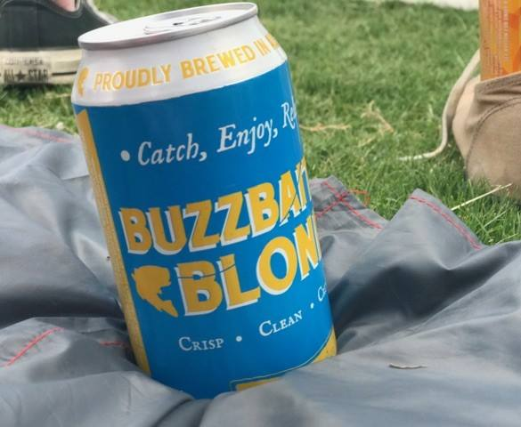 Adelberts Brewery - Buzzbait Blonde