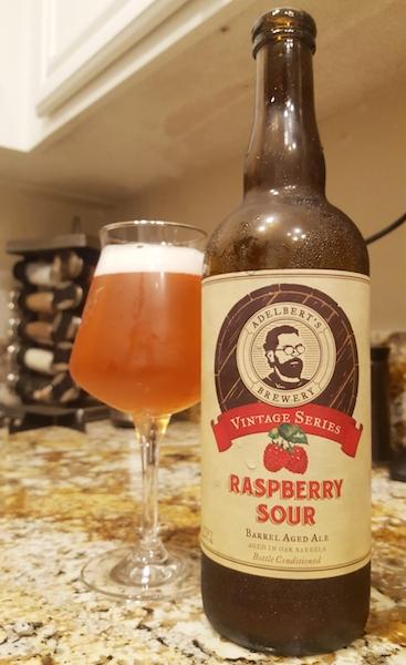 Adelberts Vintage Series Raspberry Sour