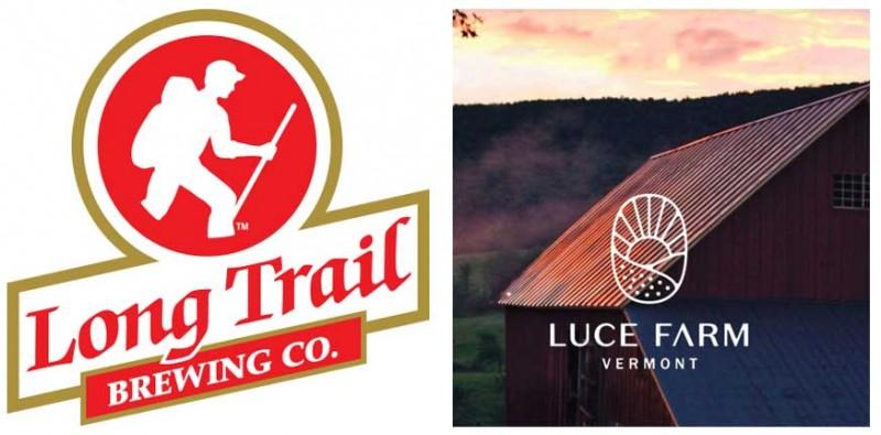 Long Trail Brewing - Luce Farm Collab