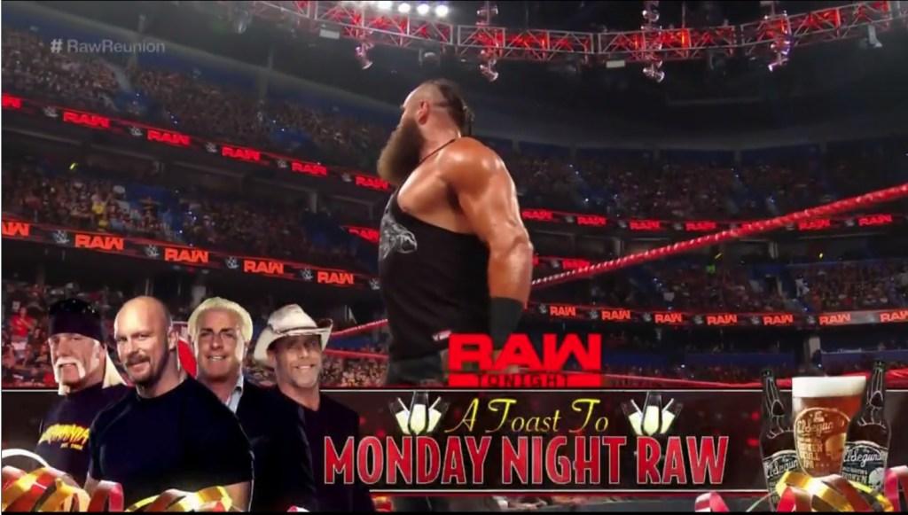 A Toast to Monday Night RAW