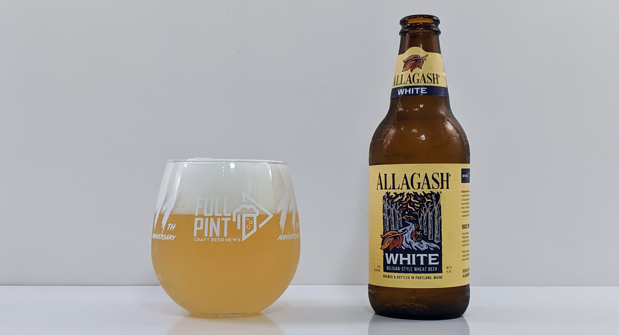 reviewed allagash white