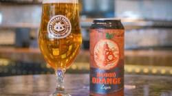 Ballast Point Blood Orange Lager
