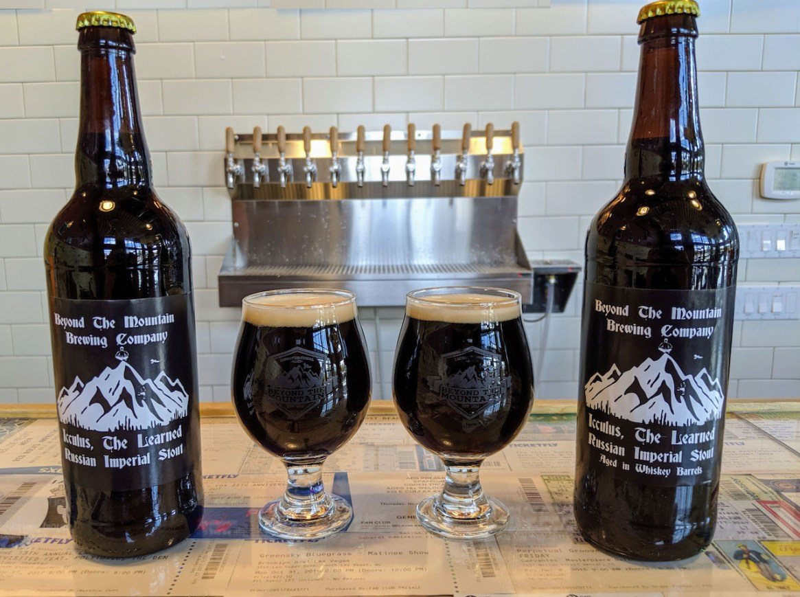Beyond the Mountain Brewing Icculus