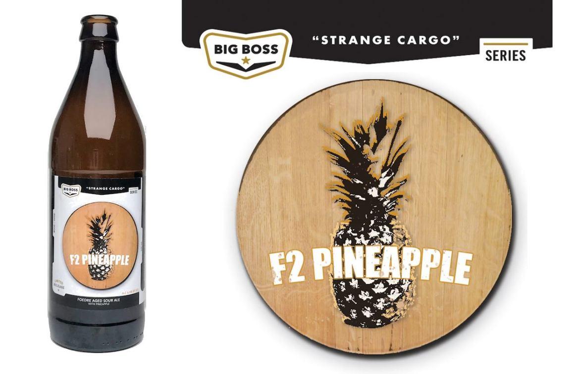 Big Boss F2 Pineapple