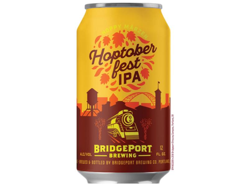 Bridgeport Brewing - Hoptoberfest IPA 2018