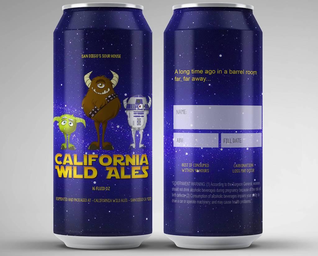 California Wild Ales May the 4th
