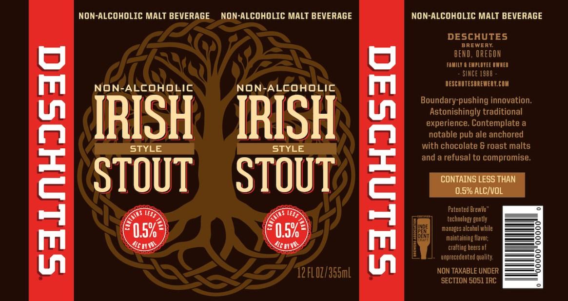 Deschutes Non-Alcoholic Irish Stout