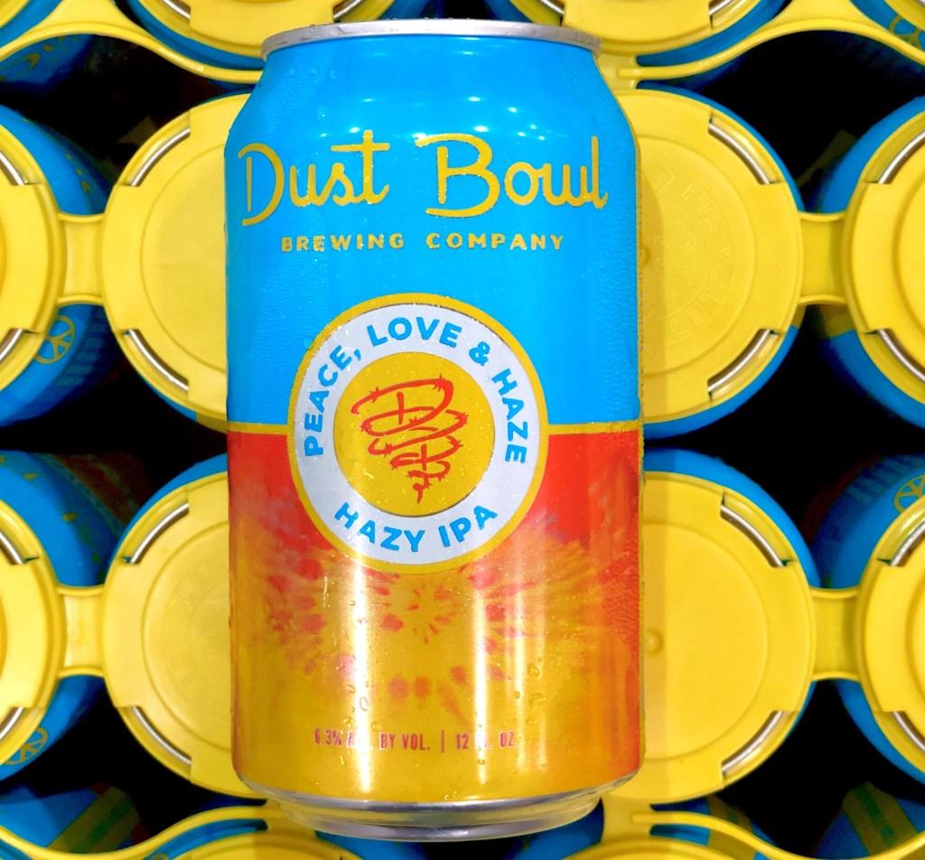 Dust Bowl Brewing Co. - Peace, Love & Haze