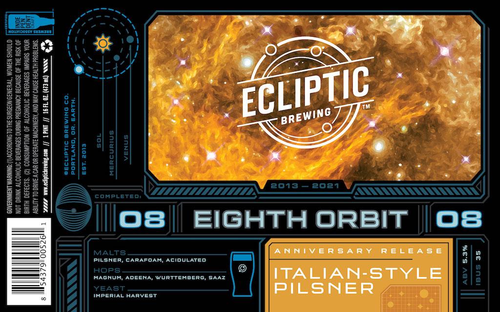 Ecliptic Eighth Orbit