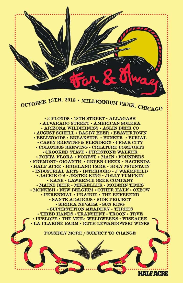 Far & Away Poster
