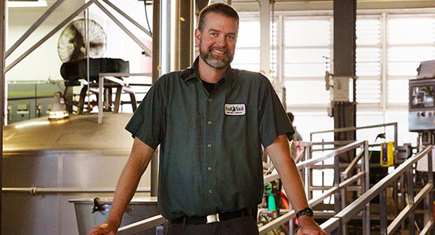 Full Sail Brewing Brewmaster - Greg Doss