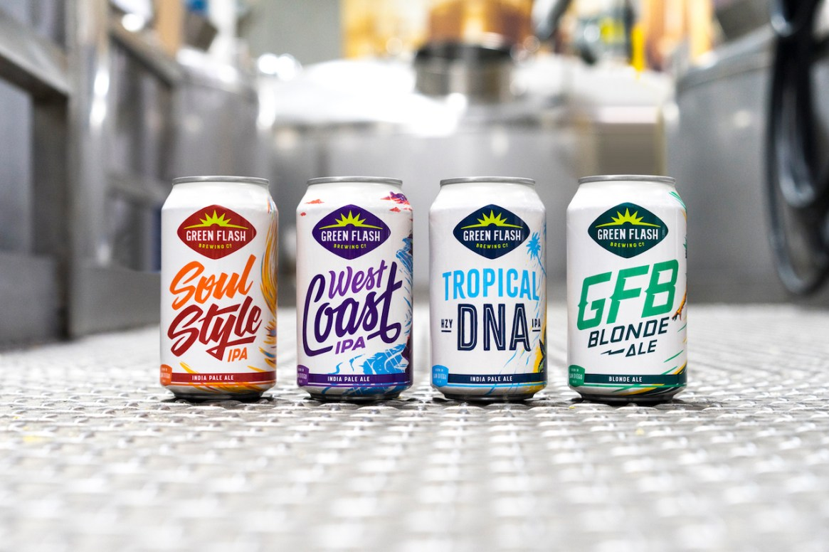 Green Flash Cans 2019