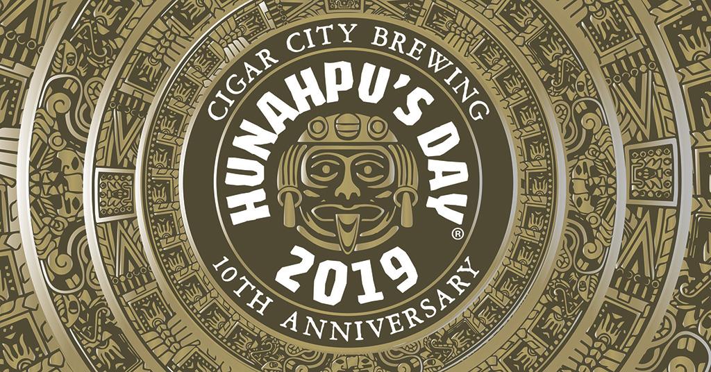 Cigar City Brewing - Hunahpu's Day 2019