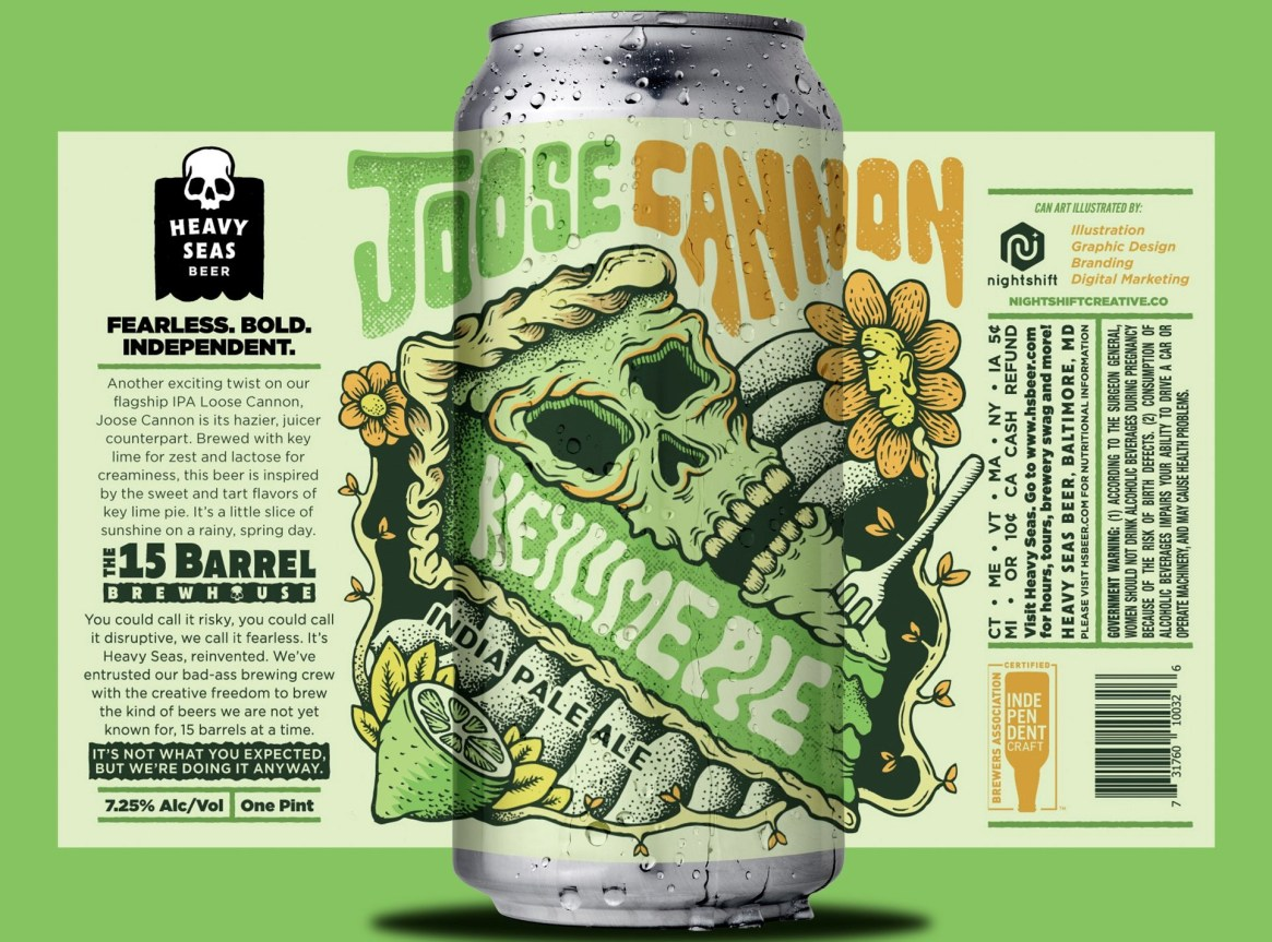 Joose Cannon Key Lime Pie IPA