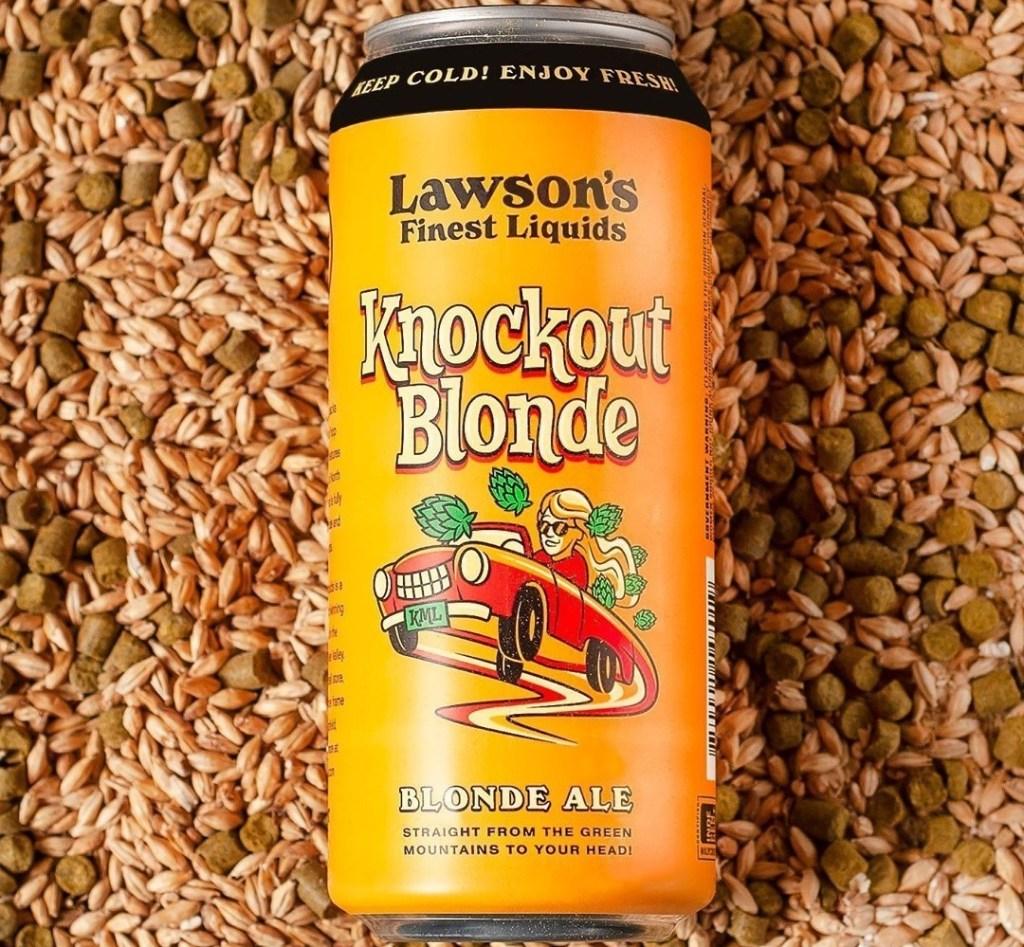 Lawsons Finest Liquids Knockout Blonde