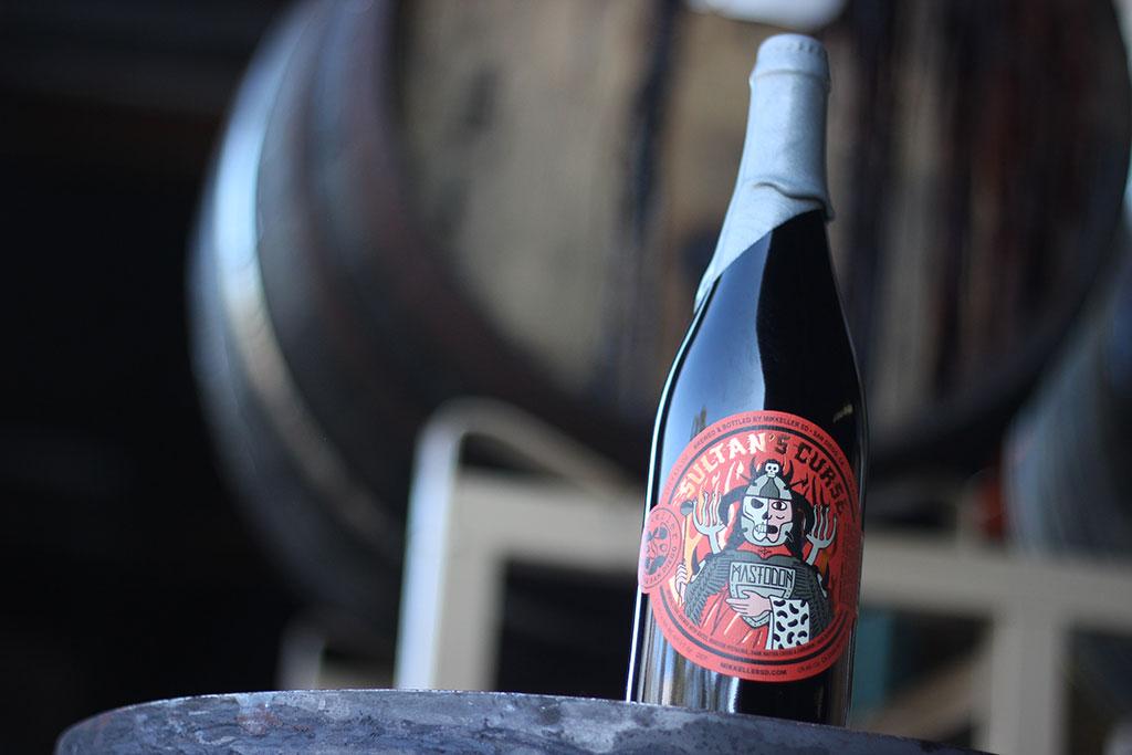 Mikkeller Brewing - Mastodon - Sultan's Curse