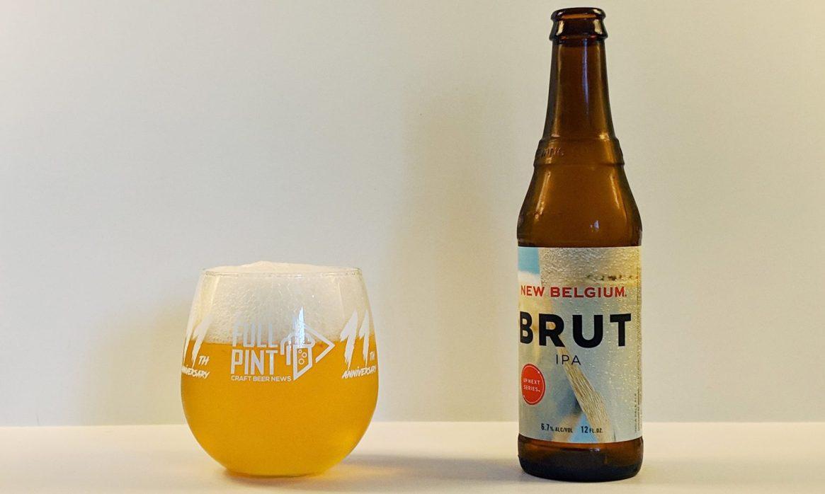 New Belgium Brut IPA