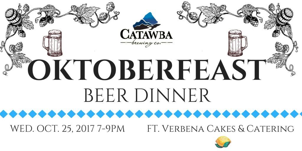 Catawba Brewing OktoberFeast
