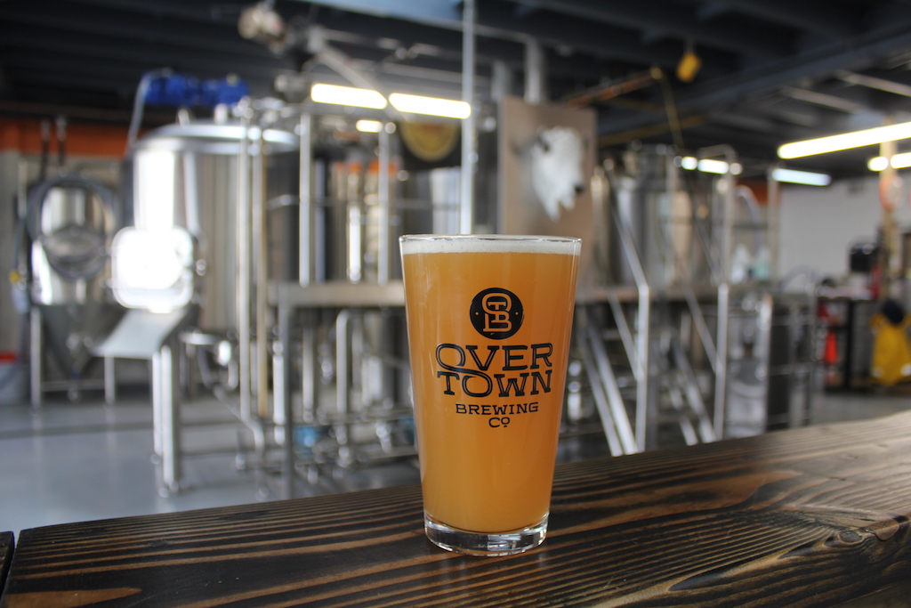 Over Town Brewing