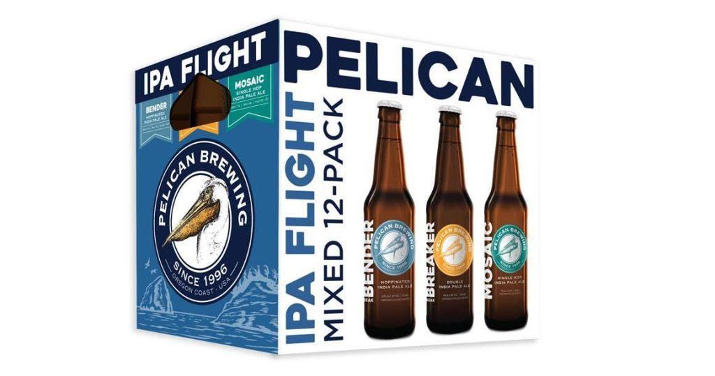 Pelican IPA Flight Mixed 12 Pack
